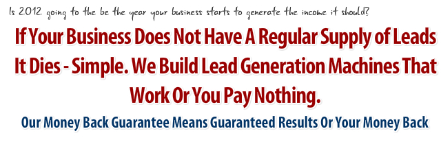 Richard Smith - Small Business Lead Generation